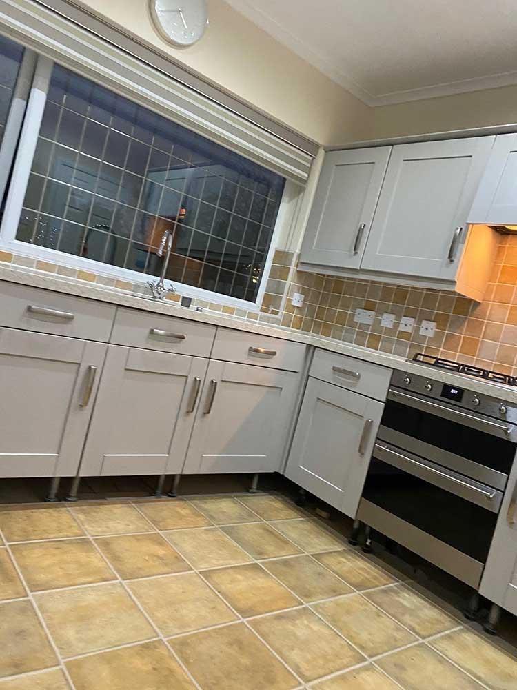 kitchen respraying services